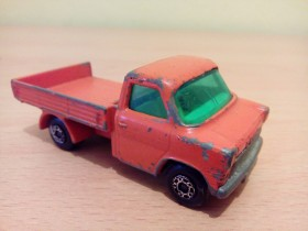 Matchbox - Ford Transit No.66 - Made in England 1977