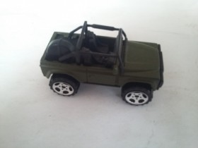 Matchbox Land Rover SVX