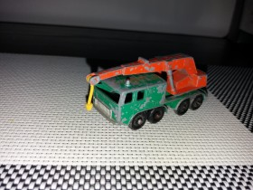 Matchbox-Lesney-England No.30 Wheel-Crane-Series