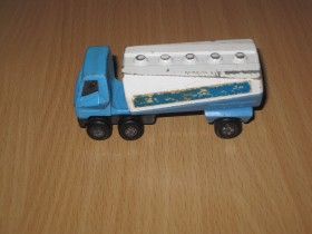 Matchbox Lesney Superfast 1973 Gas Tanker No.63