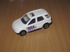 Matchbox Mercedes Benz ML 430