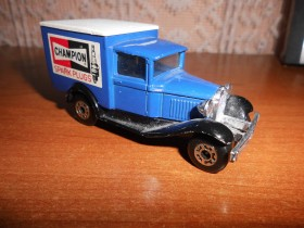 Matchbox - Model A Ford - @1979  By Lesney