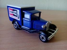 Matchbox - Model A Ford - Made in England 1979