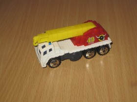 Matchbox Rescue Crane
