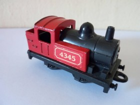 Matchbox - Steam Loco 1978