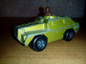 Matchbox - Stoat @1973 Made in England