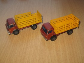 Matchbox Superfast 1976 Dodge Cattle Truck 2 komada