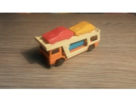 Matchbox Superfast Car Transporter 1976 RETKO