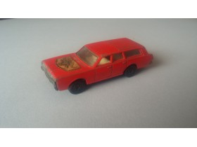 Matchbox Superfast Mercury