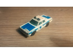 Matchbox Superfast Plymouth Gran Fury 1979 POLICE