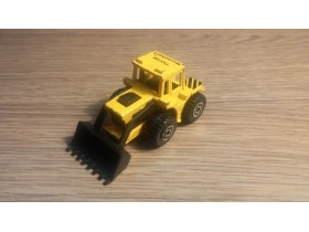 Matchbox Superfast Tractor Shovel 1976