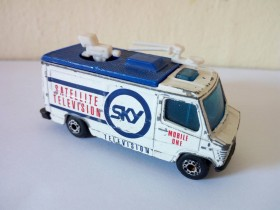 Matchbox - TV News Truck 1989