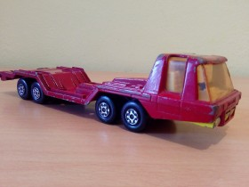 Matchbox - Transporter - Made in England 1975