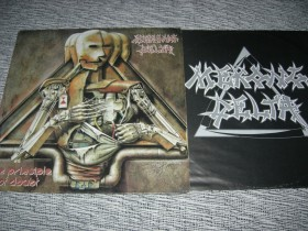 Mekong Delta The Principle Of Doubt  Lp speed/trash