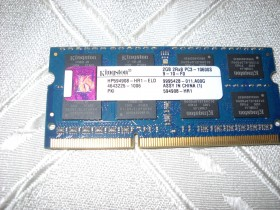 Memorija 2Gb DDR3 za laptop