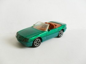Mercedes 500sl matchbox