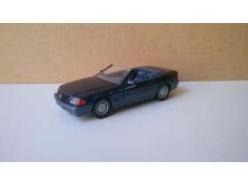 Mercedes 560 SL Roadster 1/43