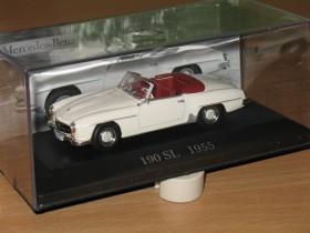 Mercedes-Benz 190 SL 1955 1/43.