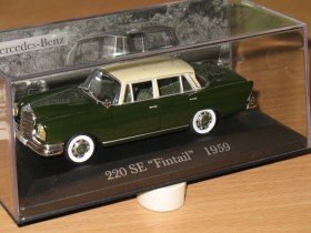 Mercedes-Benz 220 SE Fintail 1959 1/43.