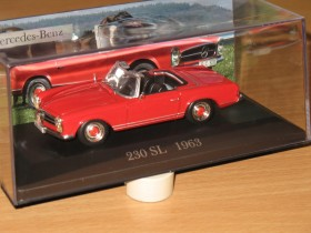 Mercedes-Benz 230 SL 1963 1/43.
