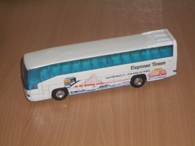 Mercedes Benz 303 RHD Coach No.9480 WELLY