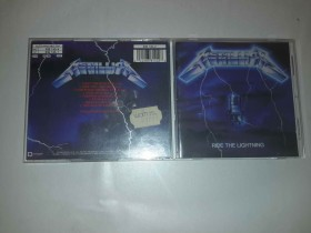 Metallica - Ride the lightning , ORIGINAL