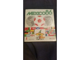 Mexico 86 Pun album