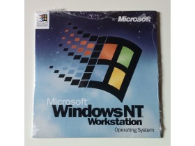 Microsoft Windows NT 4.0 Workstation