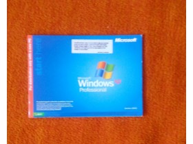 Microsoft Windows XP PROFESSIONAL, verzija 2002.