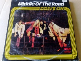 Middle Of The Road - Drive On, original, n/mint