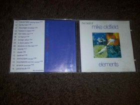 Mike Oldfield - Elements , The best of , BG