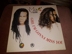 Milli Vanilli- Girl I'm Gonna Miss You- 1988. god.