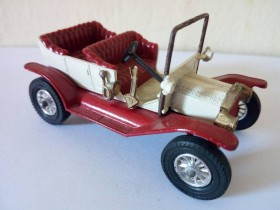 Model of Yesteryear - Y1-2 - 1911 Ford Model 'T&#