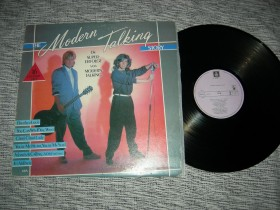 Modern Tallking The story LP