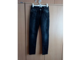 Moderne crne farmerke -DENIM - PIMKIE-original