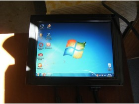 Monitor POS touchscreen ELO Touch Open-Frame 1247L