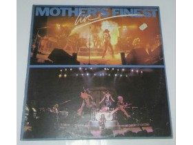 Mother's finest-Live