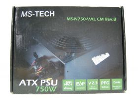 NAPAJANJE za mining ili PC - MS-Tech 750W - NOVO
