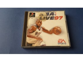 NBA Live 97 - Playstation 1