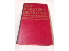 NEW WEBSTER`S DICTIONARY OF THE ENGLISH LANGUAGE