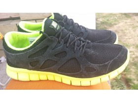 NIKE FREE RUN 2 ---44--ORIGINAL(555442-007)--28 CM