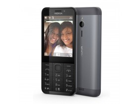 NOKIA 230 DARK SILVER  (NOV !!!)