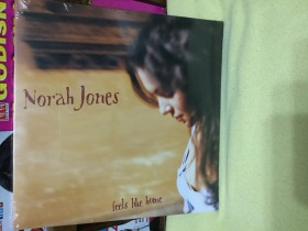 NORAH JONES- feels like home. Novo