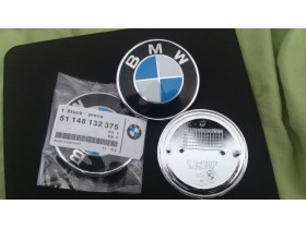 NOV BMW znak za GEPEK, precnik 74mm