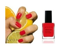 Nailwear Pro+ lak za nokte REAL RED AVON