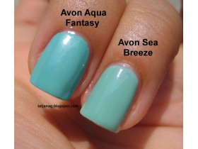 Nailwear Pro+ lak za nokte...SEA BREEZE...AVON