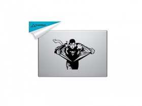 Nalepnica za Lap top SUPER men