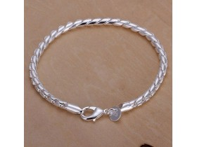 Narukvica sterling silver zig 925