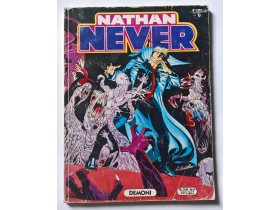 Nathan Never - SD20 - Demoni