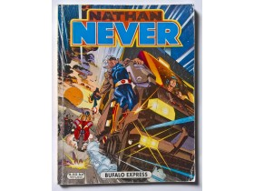 Nathan Never - SD31 - Bufalo express